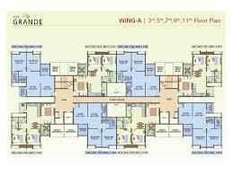 Tenement Floor Plan by Atria Grande Floor Plan Propertypointer Com