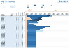 Simple Project Plan Template Excel Simple Project Planner For Excel