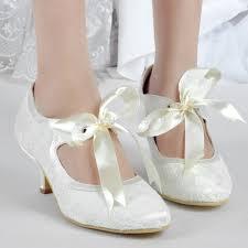 wedding shoes thick heel chunky wedding heels mad heel