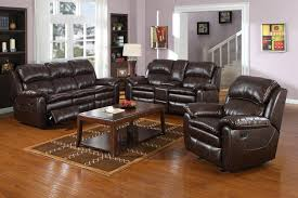 Black Leather Reclining Sofa And Loveseat Recliners Home Meridian
