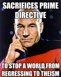 Star Trek Picard Meme - atheist meme star trek atheism gnu new funny lol positive