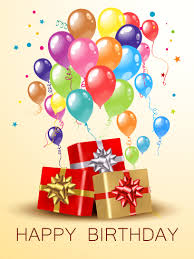 send birthday balloons in a box birthday gift box cards for everyone birthday greeting cards