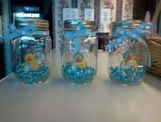 baby shower centerpieces ideas for boys jar baby shower centerpiece crafts diy