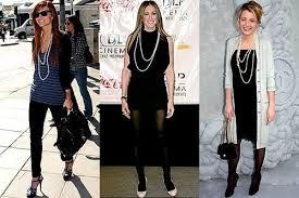 wear long necklace images Eretz elana fashion