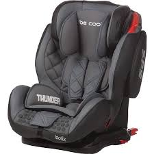siege auto 123 isofix inclinable siege auto thunder isofix moonlight groupe 1 2 3 achat vente
