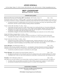 Coordinator Sample Resume by Sample Coordinator Resume Resume For Your Job Application