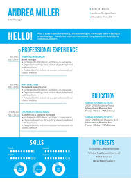 Resume Word Excel Powerpoint