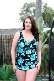 plus size swimwear australia u2013 one piece swim curvysea