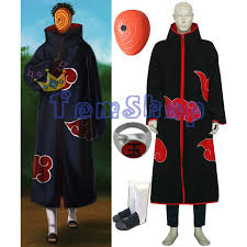 Naruto Halloween Costumes Adults Buy Wholesale Naruto Masked Man Costume China Naruto