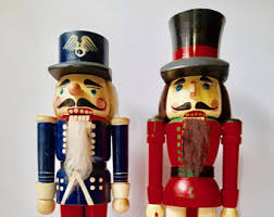 nutcracker figurine etsy
