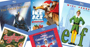 blu ray holiday movies from 4 99 polar express ice age u0026 more