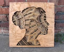wood sculpture artists laser cut wood relief sculptures by gabriel schama colossal