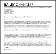 accounts payable cover letter accounts payable cover letter
