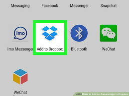 dropbox app for android how to add an android app to dropbox 6 steps with pictures