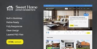 responsive real estate templates 66 real estate wordpress themes