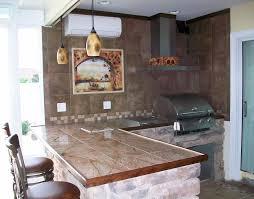 Outdoor Kitchen Backsplash Ideas Kitchen Backsplash Design Simple Design Outdoor Kitchen