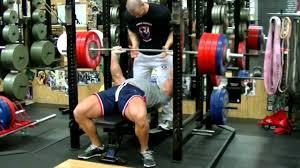 Training Bench Press John Cena Raw Bench Press 481 Lbs Youtube