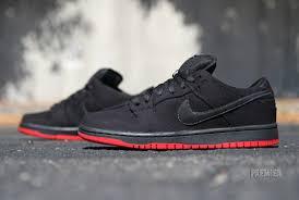 Nike Levis release reminder levi s x nike sb dunk low black at premier