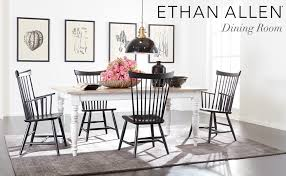 ethan allen kitchen table amazon com ethan allen christopher dining table umber tables