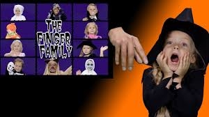 finger family halloween song halloween song for kids kids