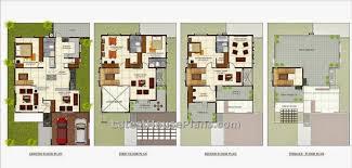 bedroom double storey house plans australia floor india kerala