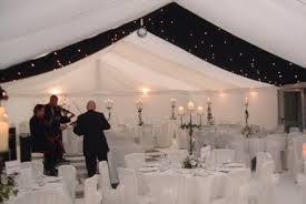 Ceiling Drapes With Fairy Lights Wedding Forum Black U0026 Ivory Poll Please Vote Page 1 Of 1