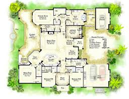 custom luxury home plans 143 best house plans images on haciendas architecture