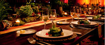 table dinner farm to table dinner lake oconee ga wm eventswm events