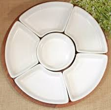 ceramic serving platter lazy susan serving platter buy ceramic serving platter