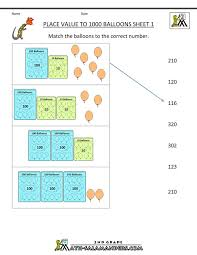 place value for 2nd grade 13 best place value 2nd grade images on place values