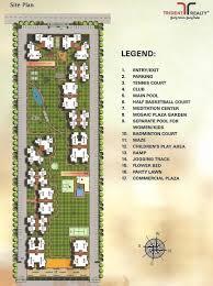 embassy floor plan trident embassy site plan
