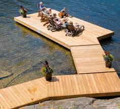 floating picnic table for sale specialty nydock floating docks pontoons pipefusion in