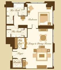 2 Bedroom Penthouse City View Sky Suite Las Vegas Suite Bellagio Penthouse Suite Floorplan 2 Bedrooms