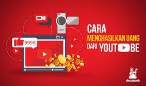 upload video di youtube menghasilkan uang 10 cara menghasilkan uang dari youtube blog dewaweb