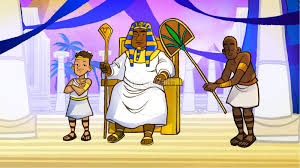 exodus 2 moses escapes from egypt kids bible story kids bible
