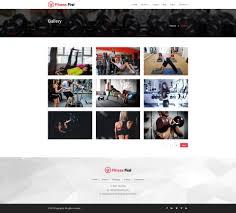 70 Home Gym Design Ideas Fitness Gym Html Template By Kamleshyadav Themeforest