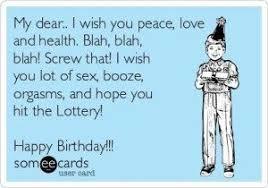 Birthday Sex Meme - inappropriate birthday humor happy birthday pinterest humor