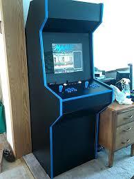 mame arcade cabinet kit custom made mame arcade cabinet retro gaming wonderhowto