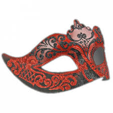 black masquerade mask venetian mask in london for black and silver swan feathered