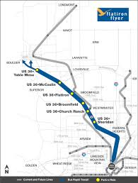Map Of Denver Metro Area by Rtd Facts And Figures Us 36 Bus Rapid Transit