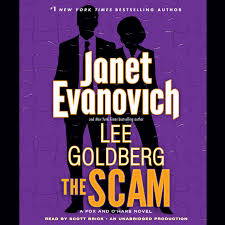 download the scam audiobook by janet evanovich for just 5 95