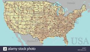 Map Of The United States Labeled by Vector High Detailed Accurate Exact United States Of America