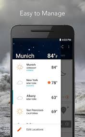 accuweather android app accuweather apk for android