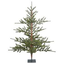 vickerman bedrock pine 5 foot artificial tree free