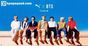 Jual Turin Bts profil dan fakta bts x korea 2018 1 rilis harga model sepatu