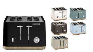 toasters find the best 4 slice slim u0026 oven toasters online