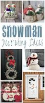 snowman decorating ideas for christmas glitter u0027n spice