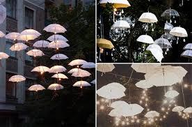 parapluie mariage mariage décoration parapluie décoration et tendances
