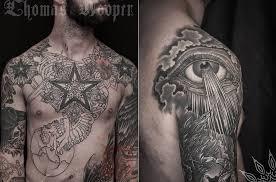 striking tattoos from brooklyn scene360