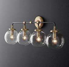 Magnificent Gold Bathroom Light Fixtures Sconces Master Bathrooms Gold Bathroom Light Fixtures
